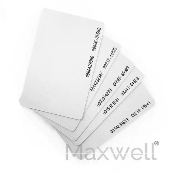 Cards for RFID Reader