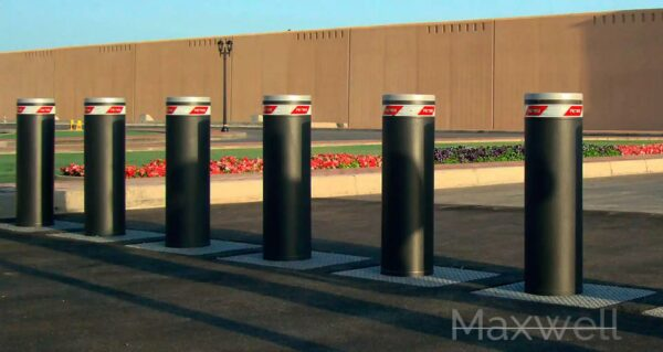 Electric Posts with remote