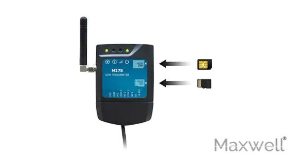 GSM Sensor with Cards