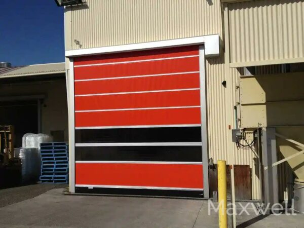 High Speed Electric Doors