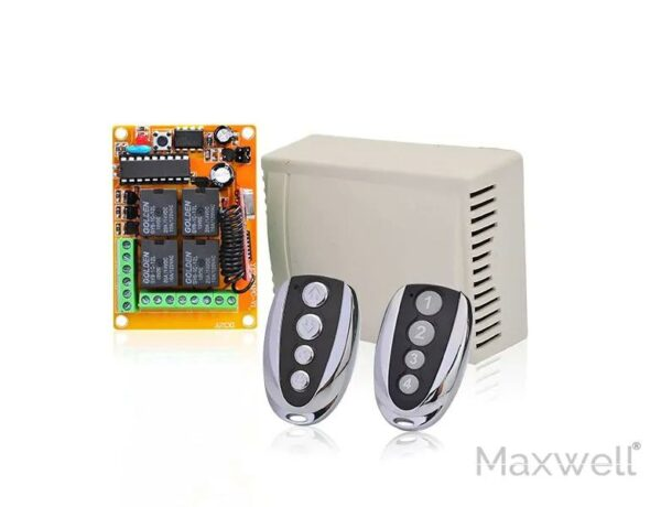 Receivers & Remote Controls Full Set