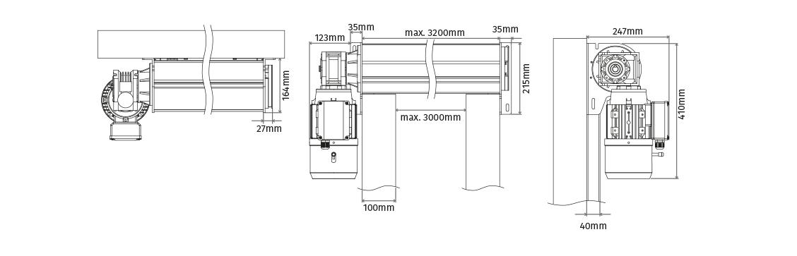High Speed Door - Standard