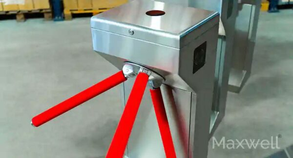 Tripod Turnstile Barriers with Remote