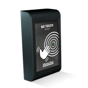 automatic glass door sensor