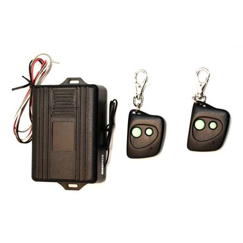 Universal Receiver & Remote Control